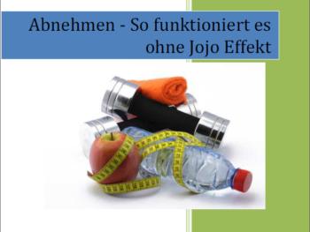 Permalink auf:Ebook: Abnehmen – So funktioniert es ohne Jojo Effekt